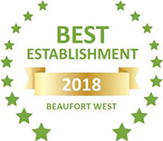 Sleeping-OUT's Guest Satisfaction Award Beaufort West 2018